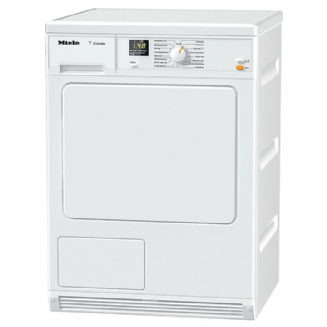 MIELE TDA 140 C T Classic condenser tumble dryer with FragranceDos